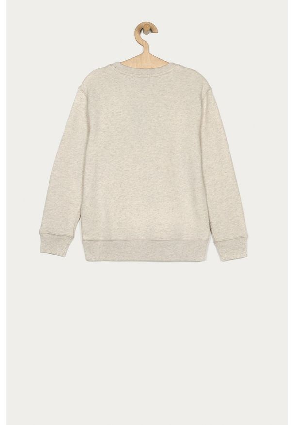 Szara bluza Polo Ralph Lauren na co dzień, polo