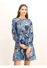 iBlues Sukienka codzienna 72262096 Niebieski Regular Fit. Okazja: na co dzień. Kolor: niebieski. Typ sukienki: proste. Styl: casual