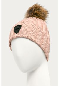 Różowa czapka Helly Hansen