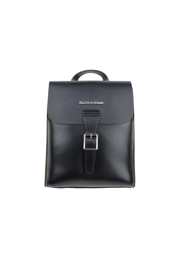 Czarny plecak Dr. Martens