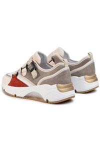 Szare buty sportowe Togoshi #7