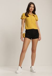 Renee - Żółta Koszula Peshohsa. Kolor: żółty