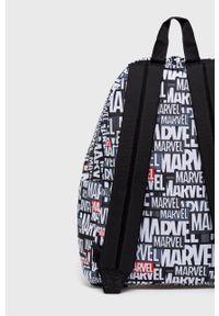 Eastpak - Plecak x Marvel. Kolor: czarny. Wzór: motyw z bajki