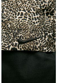 Czarna torba podróżna Nike