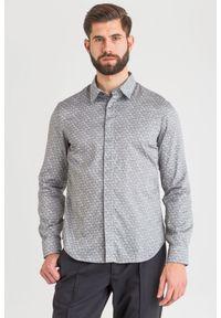 Koszula Emporio Armani elegancka, na co dzień
