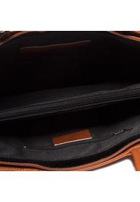 Brązowa torebka klasyczna Creole klasyczna