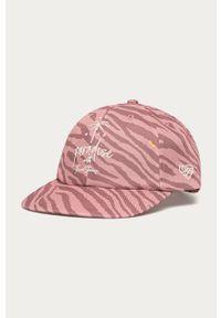 Różowa czapka z daszkiem Femi Stories