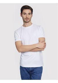 Vistula T-Shirt Harding XA1247 Biały Regular Fit. Kolor: biały
