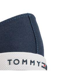 Niebieskie trampki TOMMY HILFIGER #7