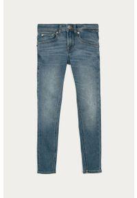 Niebieskie jeansy Jack & Jones