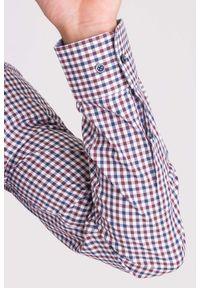 Koszula Trussardi Jeans na lato, casualowa, na spotkanie biznesowe