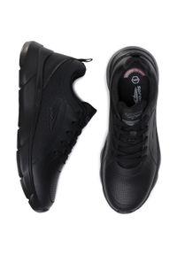 Czarne sneakersy Sprandi z cholewką, na co dzień