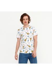House - Koszulka z nadrukiem Rick i Morty - Biały. Kolor: biały. Wzór: nadruk