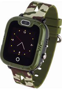 Zielony zegarek Garett Electronics smartwatch