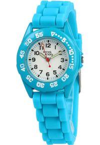 Niebieski zegarek Knock Nocky sportowy