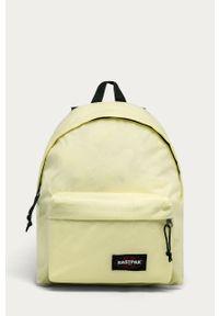 Żółty plecak Eastpak