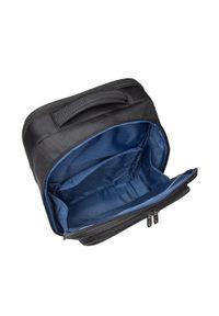 Plecak TITAN - 391502-01 Black. Kolor: czarny. Materiał: materiał