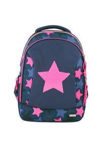 Top Model Plecak szkolny , Gwiazdka, zmieniający się obraz z cekinami, niebiesko-różowy. Kolor: niebieski, różowy, wielokolorowy