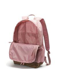 Plecak sportowy Puma S. Kolor: różowy. Materiał: poliester. Styl: sportowy