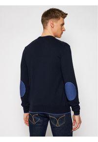 Niebieski sweter klasyczny CMP