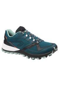 EVADICT - Buty do biegania w terenie MT2 męskie. Kolor: zielony, niebieski, brązowy, turkusowy, czerwony, wielokolorowy. Materiał: kauczuk. Szerokość cholewki: normalna. Sport: wspinaczka, bieganie