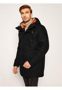 Czarna kurtka zimowa CMP