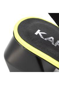 Czarne sandały Karino casualowe, na co dzień #7