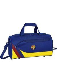 FC Barcelona Torba sportowa F.C. Barcelona 19/20 granatowa (25 L). Kolor: niebieski
