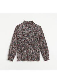 Bluzka Reserved ze stójką