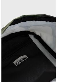 Napapijri - Plecak. Kolor: zielony