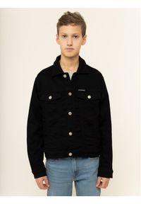 Calvin Klein Jeans Kurtka przejściowa Trucker Sust IU0IU00072 Czarny Regular Fit. Kolor: czarny #5