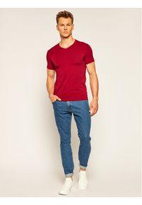 T-shirt Emporio Armani Underwear w kolorowe wzory