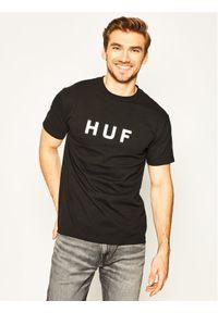 Niebieski t-shirt HUF