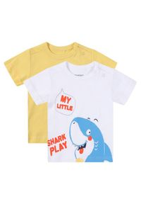 Żółty t-shirt Primigi