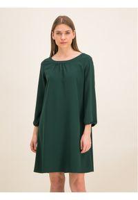 iBlues Sukienka koktajlowa 72262796 Regular Fit. Kolor: zielony. Styl: wizytowy