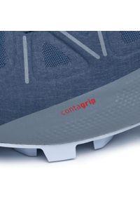 Niebieskie buty do biegania salomon z cholewką, Salomon Speedcross
