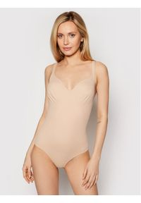 Beżowe body Wolford