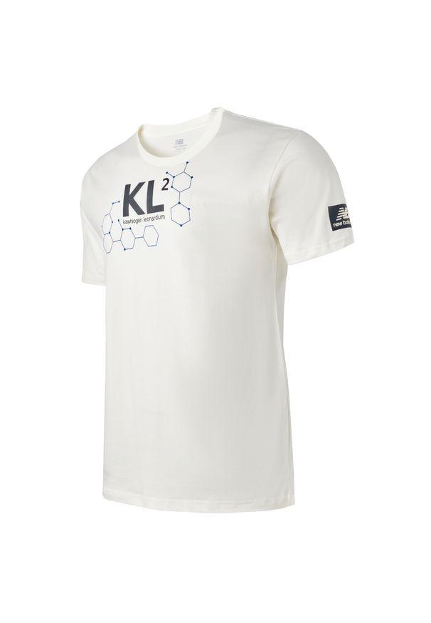 T-shirt New Balance z krótkim rękawem, z nadrukiem