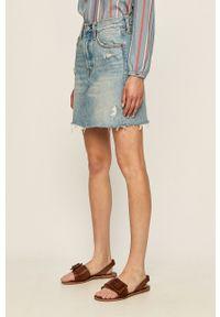 Spódnica Levi's® w kolorowe wzory, biznesowa, na co dzień