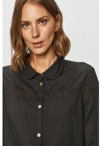 Szara koszula Jacqueline de Yong długa, z długim rękawem