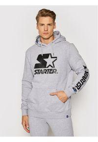 Starter Bluza SMG-001-BD Szary Regular Fit. Kolor: szary