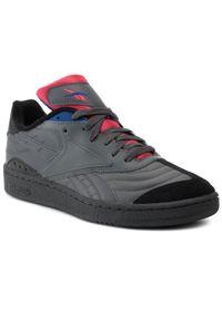 Szare sneakersy Reebok