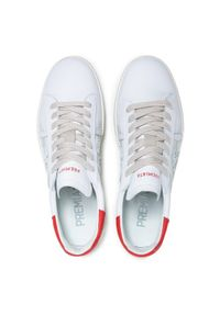 Białe sneakersy Premiata