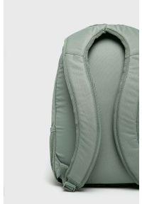 Zielony plecak Roxy z nadrukiem