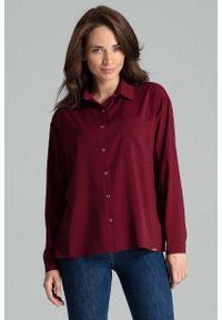 Czerwona koszula Katrus