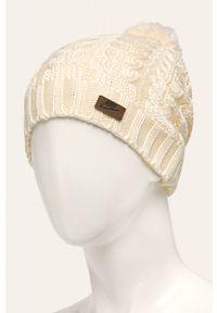 Kremowa czapka Nike Sportswear