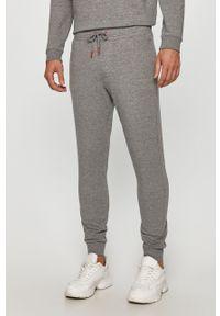 Szare spodnie Guess Jeans na co dzień, casualowe