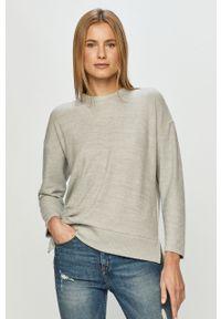 Szary sweter Haily's casualowy, na co dzień