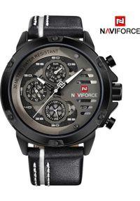 Zegarek Naviforce Maverick biały (NF9110). Kolor: biały