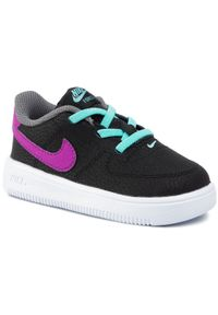 Nike Buty Force 1 '18 (Td) 905220 006 Czarny. Kolor: czarny